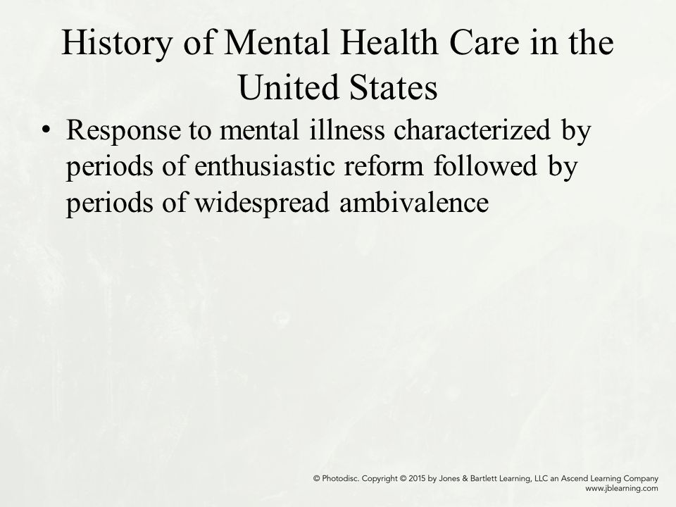 a history of health care systems in the united states A brief history of healthcare reform in the us, through the years  proposed or  supported changes to the healthcare system in this country.