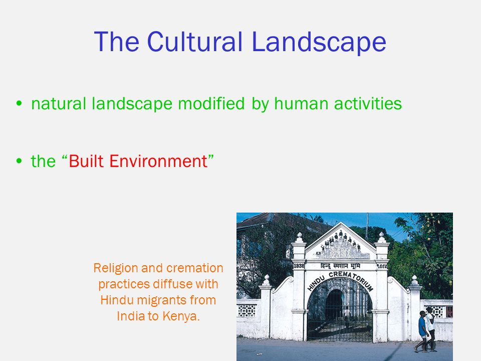 an analysis of cultural landscape of cultural geography Cultural geography definition at dictionarycom, a free online dictionary with pronunciation, synonyms and translation look it up now.