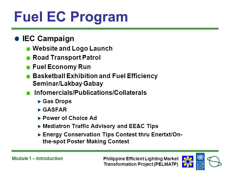 Fuel EC Program IEC C&aign Website and Logo Launch  sc 1 st  SlidePlayer & Module 1 Introduction. - ppt download azcodes.com