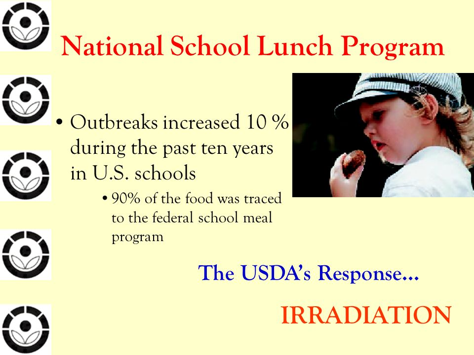 is the national school lunch program The texas department of agriculture food and nutrition division administers the national school lunch (nslp) and school breakfast programs (sbp) for public schools the goal of the nslp and sbp is to safeguard the health and well being of school children by establishing good eating habits through the availability of adequate food.
