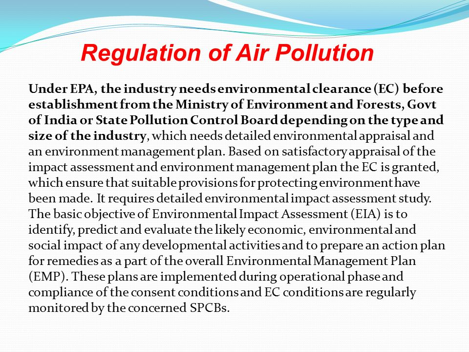 the regulation and importance of indoor air quality control References health canada 1 (1995) office air: a workers guide to air quality in offices, schools, and hospitals canada minister of national health and welfare health canada 2 (1995) indoor air quality in office buildings: a technical guide canada minister of national health and welfare canadian centre for occupational health and safety (1998.
