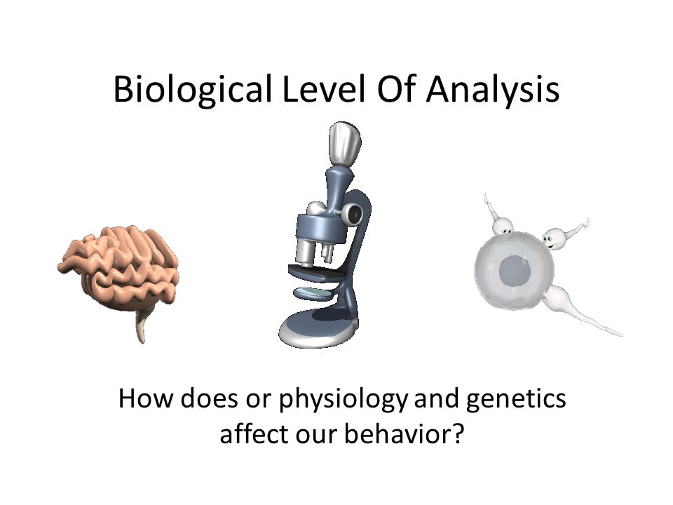 the biological level of analysis The convention in most biological research is to use a significance level of 0  be part of your data analysis  jh 2014 handbook of biological statistics.