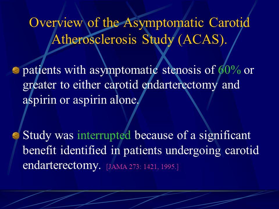 Carotid Atherosclerosis Follow-up Study - Full Text View ...