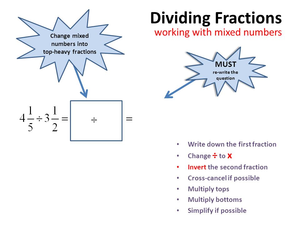 how to work out adding fractions