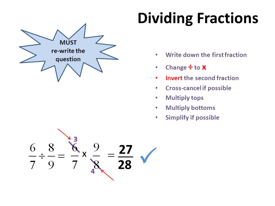 Adding and subtracting fractions bottom numbers same ppt download must re write the question ccuart Gallery