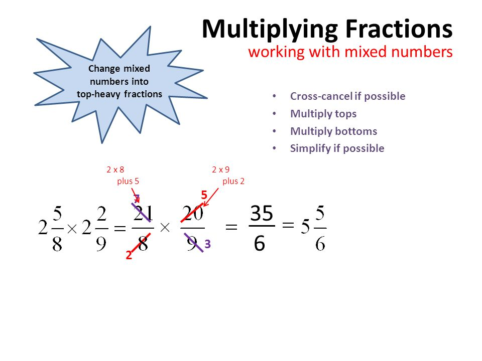 Adding and subtracting fractions bottom numbers same ppt download change mixed numbers into top heavy fractions ccuart Gallery