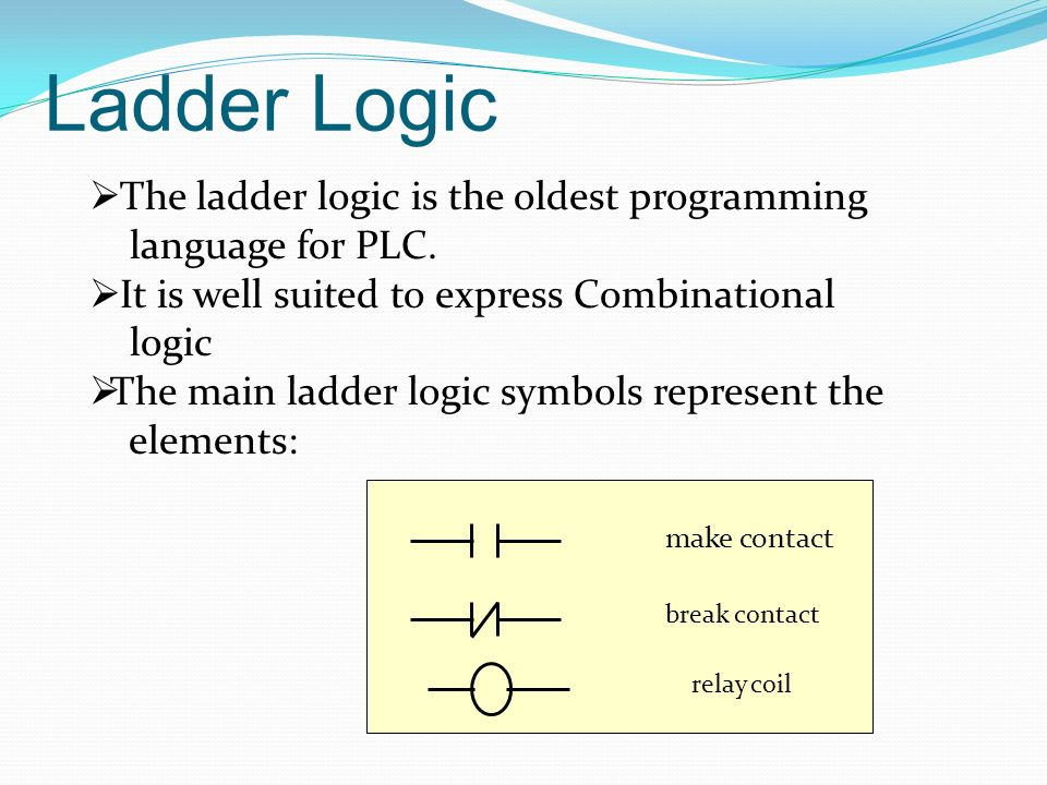 Seminar on plc programmable logic controller ppt video online 9 ladder logic ccuart Gallery
