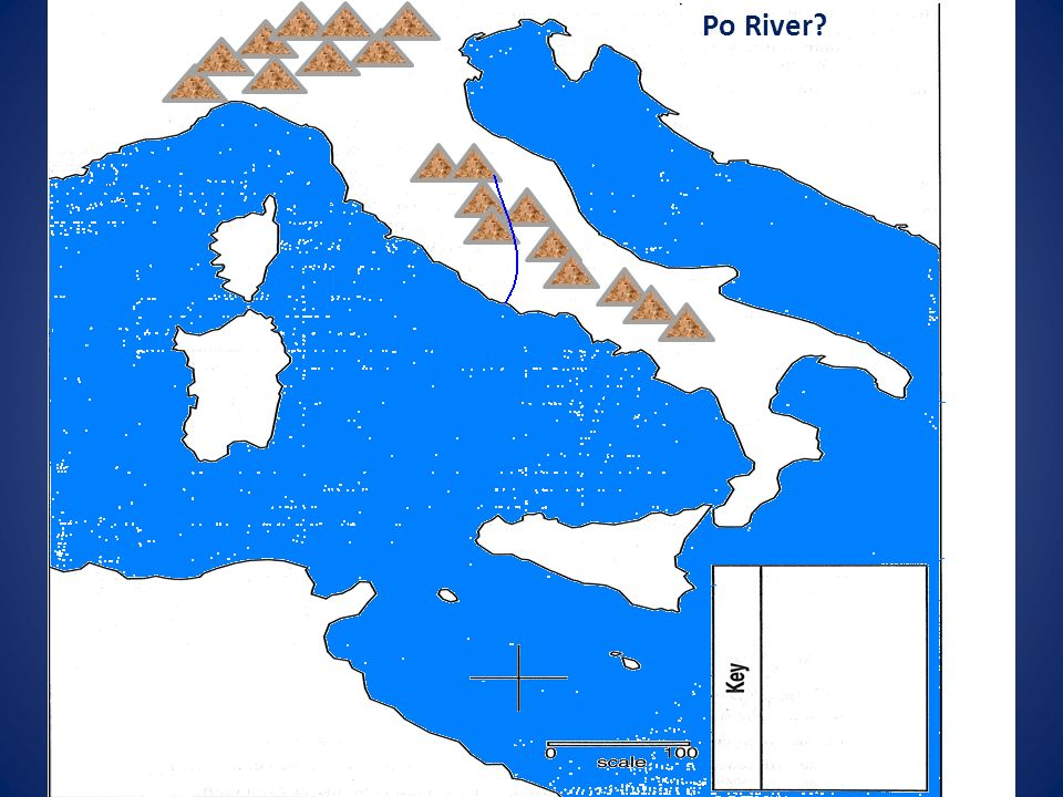 Labeled Map Is On Last Slide Ppt Video Online Download - Po river world map