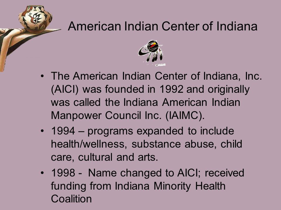American Indian Center of Indiana
