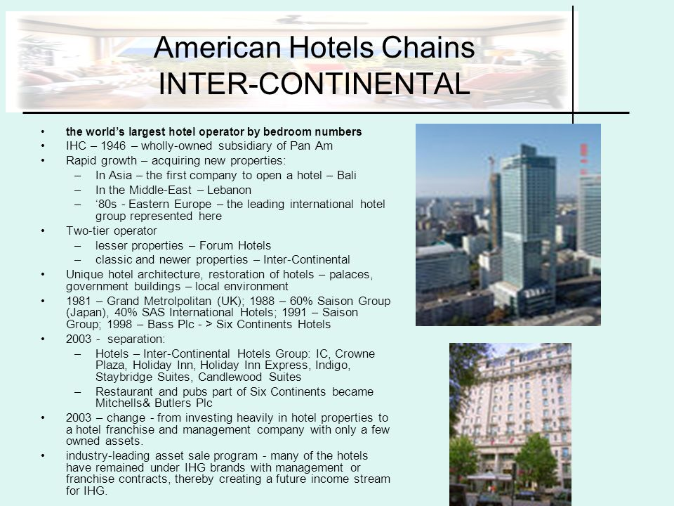 Accommodations and Hospitality Services - ppt download