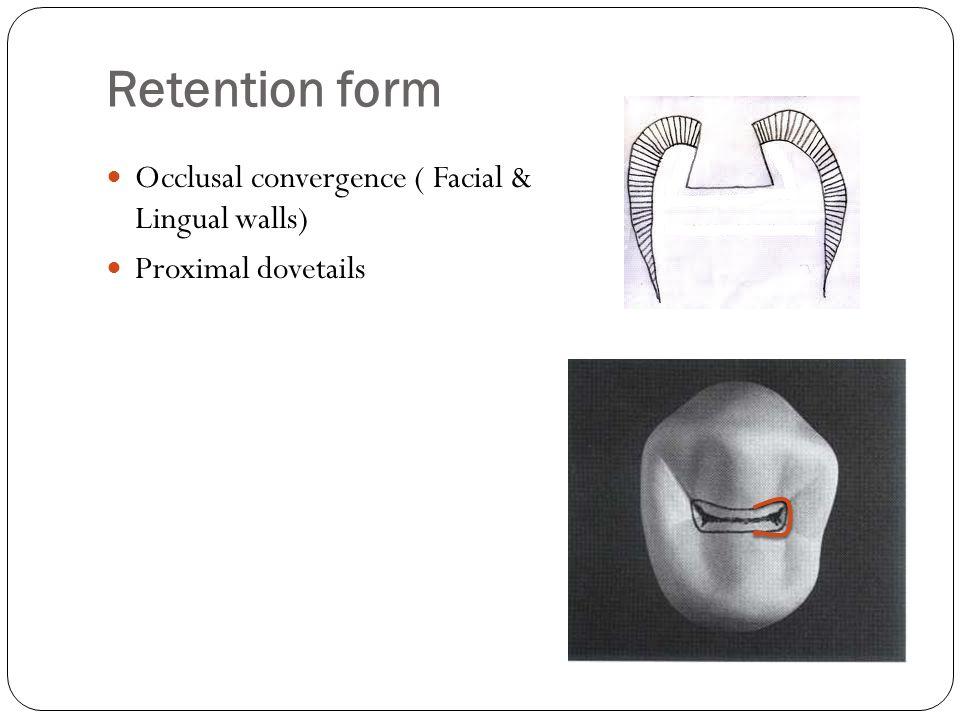 Class I Cavity Preparation For Amalgam Ppt Video Online