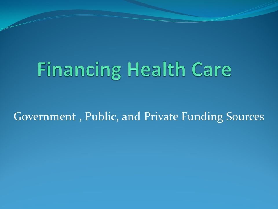 funding health care services The human services department (hsd) is seeking applications from agencies interested in developing new, improving or expanding existing community health care facilities to serve lower-income persons and families who are uninsured or covered under medicare.