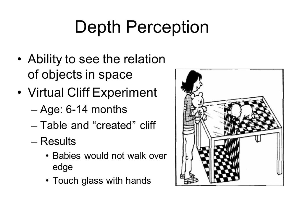 depth perception an inborn skill Perception is a form of action it is a skill set that is incredibly useful for gathering information about the environment so that we can act in various ways some aspects of our perception are inborn, such as the ability to perceive faces as infants.