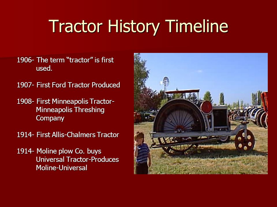 How To Test A Ballast >> Tractor Safety, Operation, and Maintenance - ppt video ...