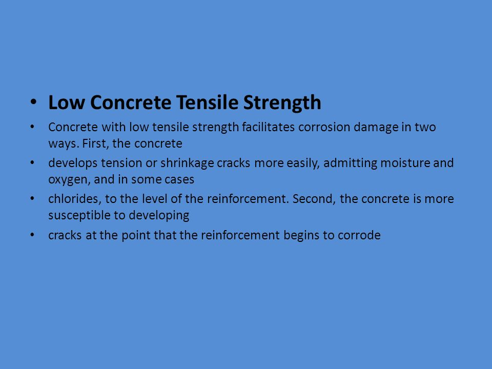 Corrosion of reinforcement in hvfa concrete