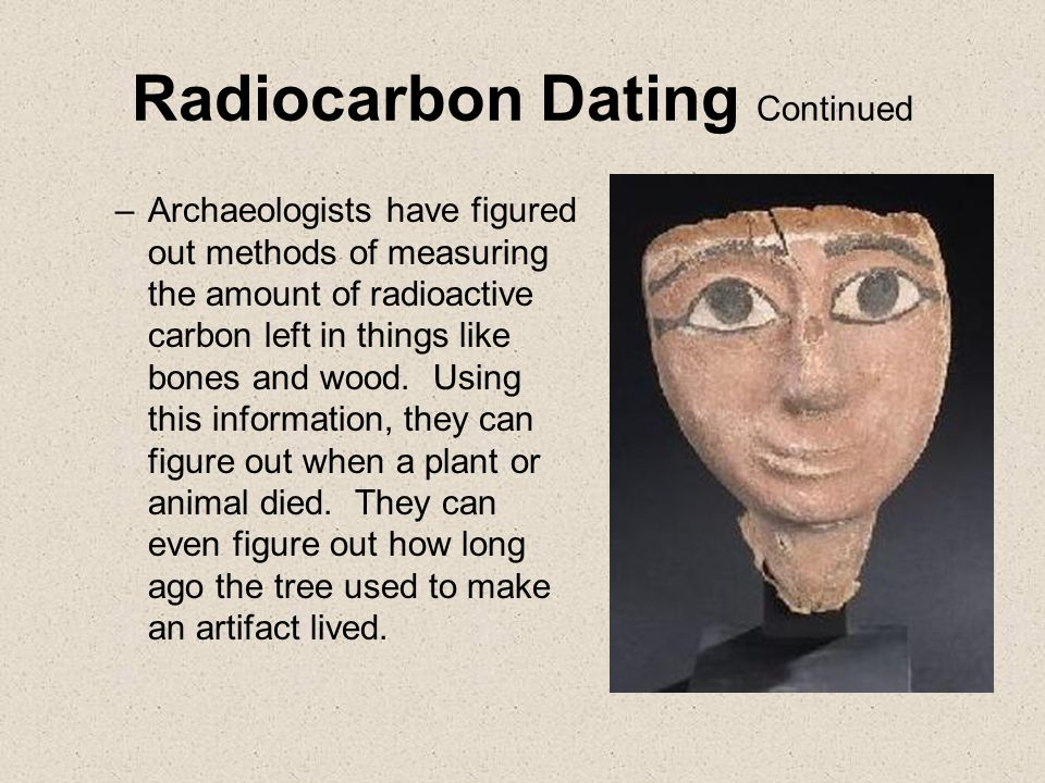 How long does carbon dating take - video dailymotion