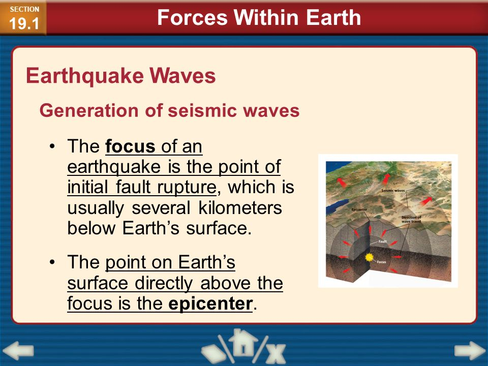 ch14 questions on earthquakes earths interiordue 1 exploring earth's interior ch n ch ©prentice-hall, inc science explorer earth science 14 exploring a volcano vent side vent lava magma chamber crater.