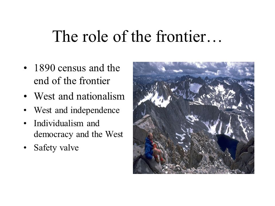 "critics of the frontier thesis In the great frontier , walter prescott webb argues that what we call ""modern""  was the result of a 400 year boom made possible by ""the great."