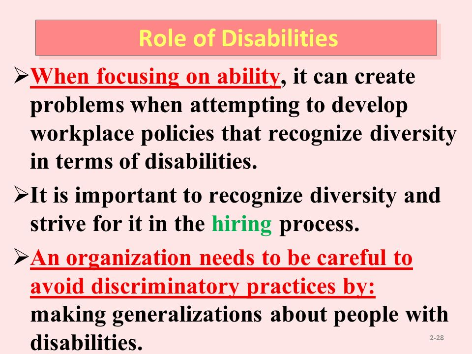 implementing diversity in the workplace Diversity in the workplace: benefits, challenges, and the required managerial tools 3 conclusions a diverse workforce is a reflection of a changing world.