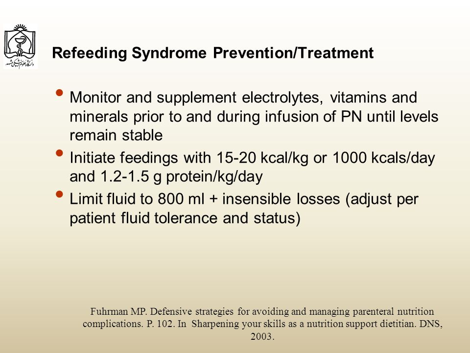 assistant professor in clinical nutrition - ppt video ...  refeeding syndrome risk factors diagram #8