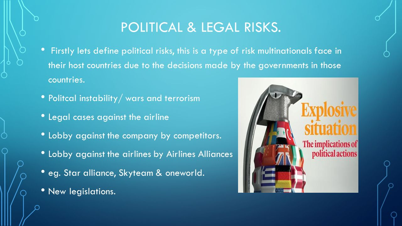 What can a multinational company do to minimize exposure to political risk?