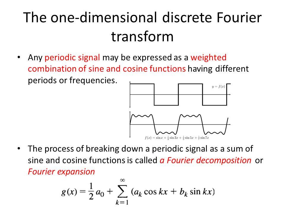 Fourier transform ppt video online download - Fourier series transform table ...
