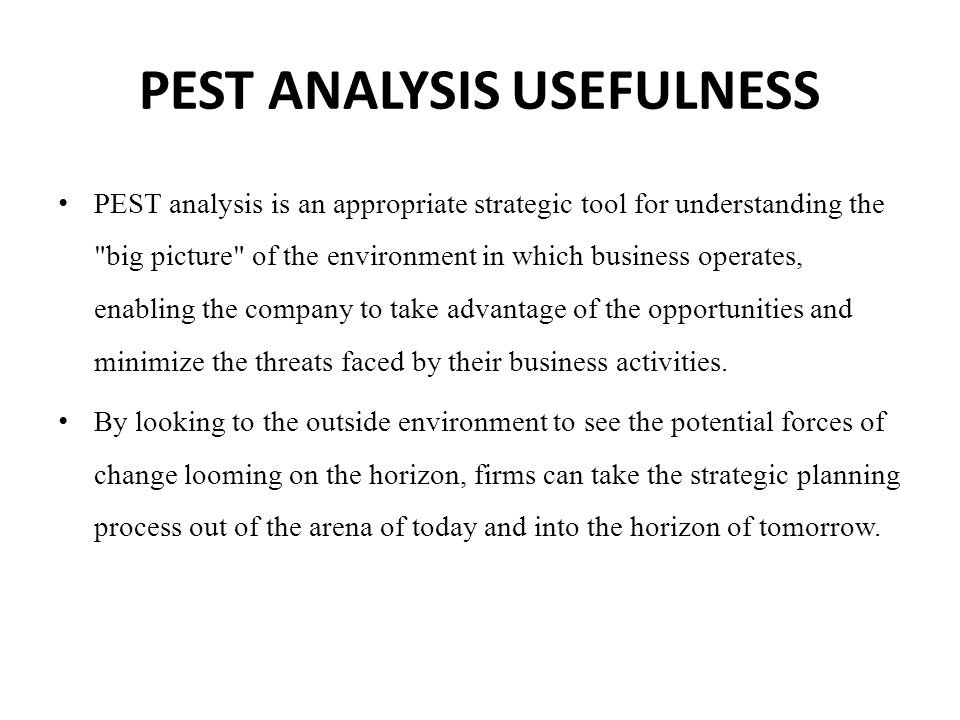 PESTEL-PESTLE Analysis of Nestle