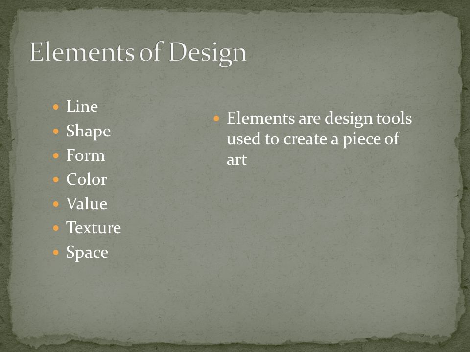 Principles Of Design Line : The elements and principles of design ppt download