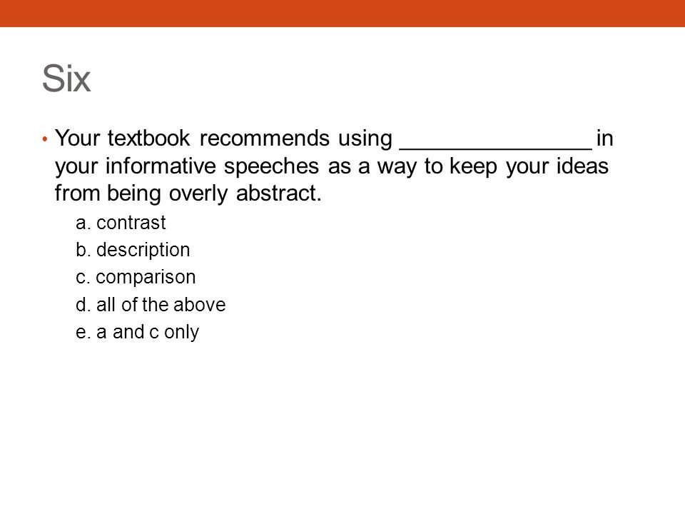 informative speeches ideas Below you will find a list of 125 of 250 potential informative speech topics  carolyn i prevost informative speech 09/29/2014 informative outline topic:.