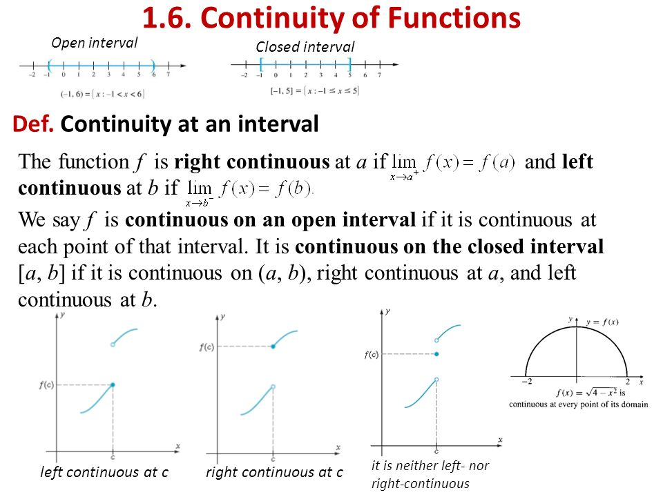 continuity on an interval pdf
