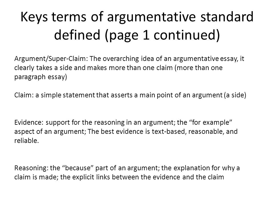 define overarching thesis Again, ensure that you integrate into your thesis the overarching concept of each module for example, for module b of the adv english course, textual integrity must be heavily focused on, whilst the underlying concept of module a is the context of the constructed texts etc.
