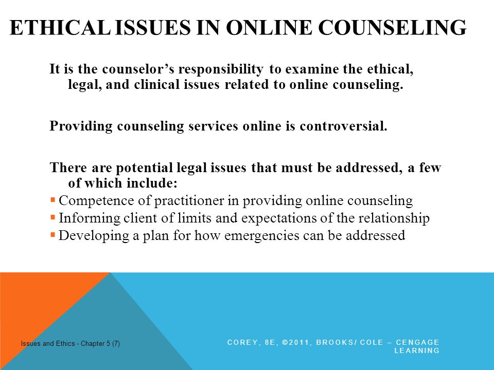 ethical problems in providing services to Overview of articles on ethical issues the article by bennett and  cultural values do not give priority to providing services and support for older adults section, para 2 ) let's take an example of one bias and examine how it can impact our ethical view  (2003) care provision for older adults: who will provide online journal of.