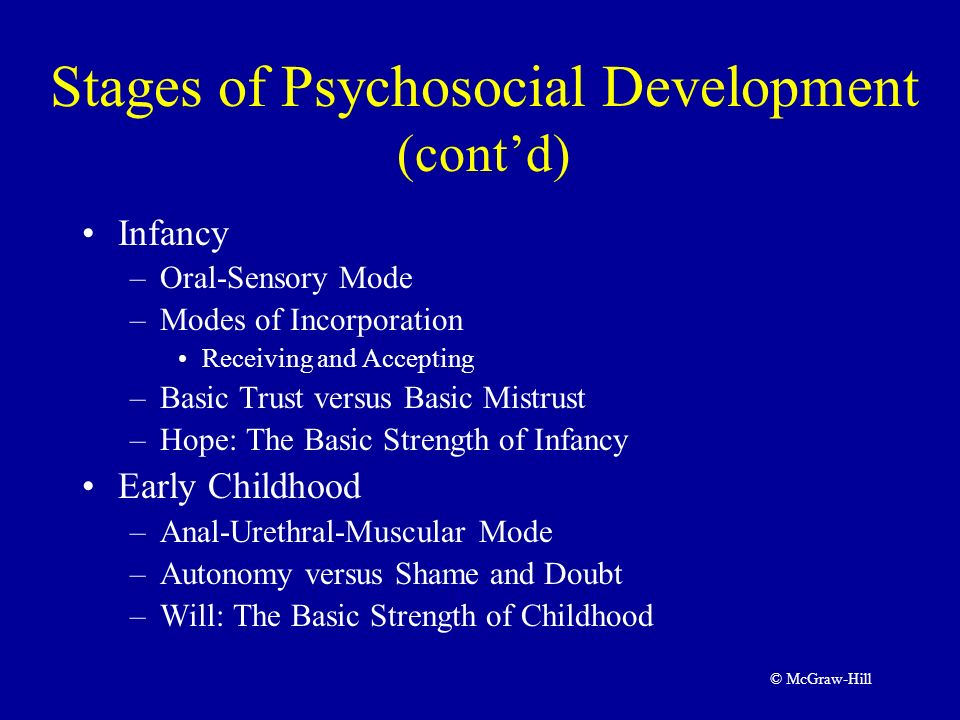 a study on psychosocial development in early childhood Happy 70 th birthday, pediatrics  and the committee on psychosocial aspects of child and  the role of play in early childhood development and.