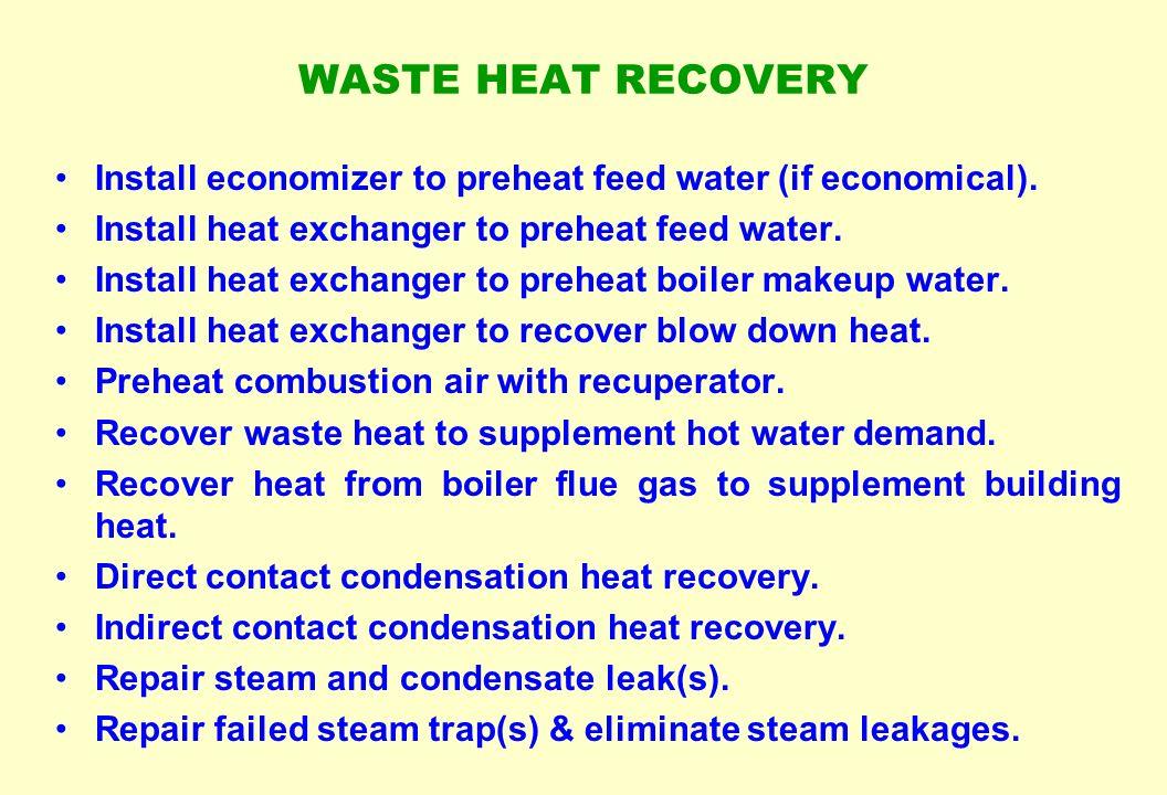 Ways To Improve Boiler Efficiency Ppt Video Online Download