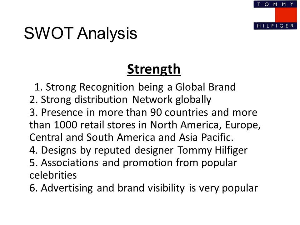 Fashion Retail Swot Analysis
