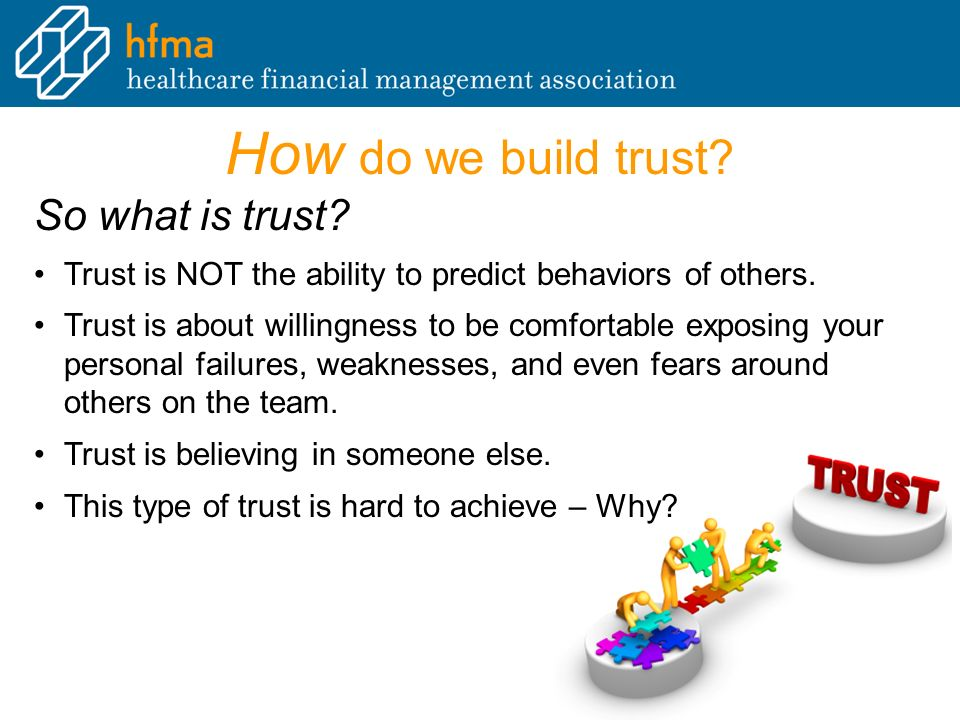 how to start introduction with trust