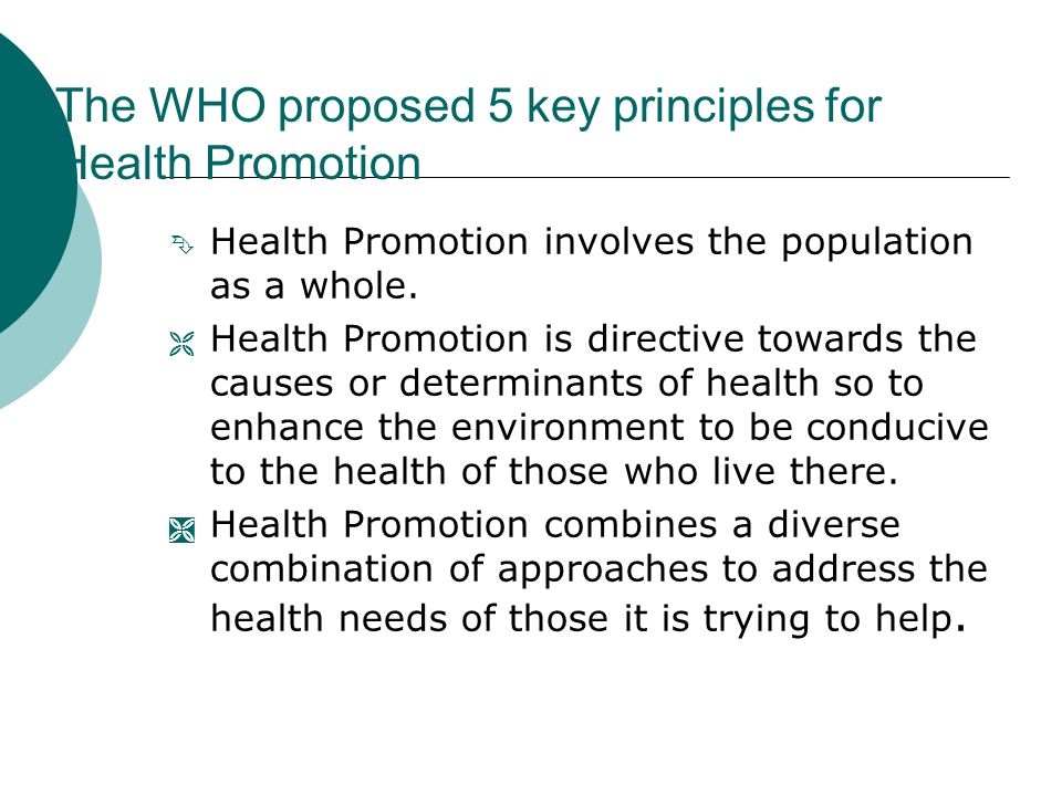 Health promotion essay copd