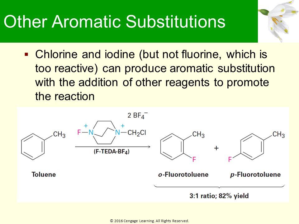 Chapter 16 Chemistry of Benzene: Electrophilic Aromatic ...   960 x 720 jpeg 77kB