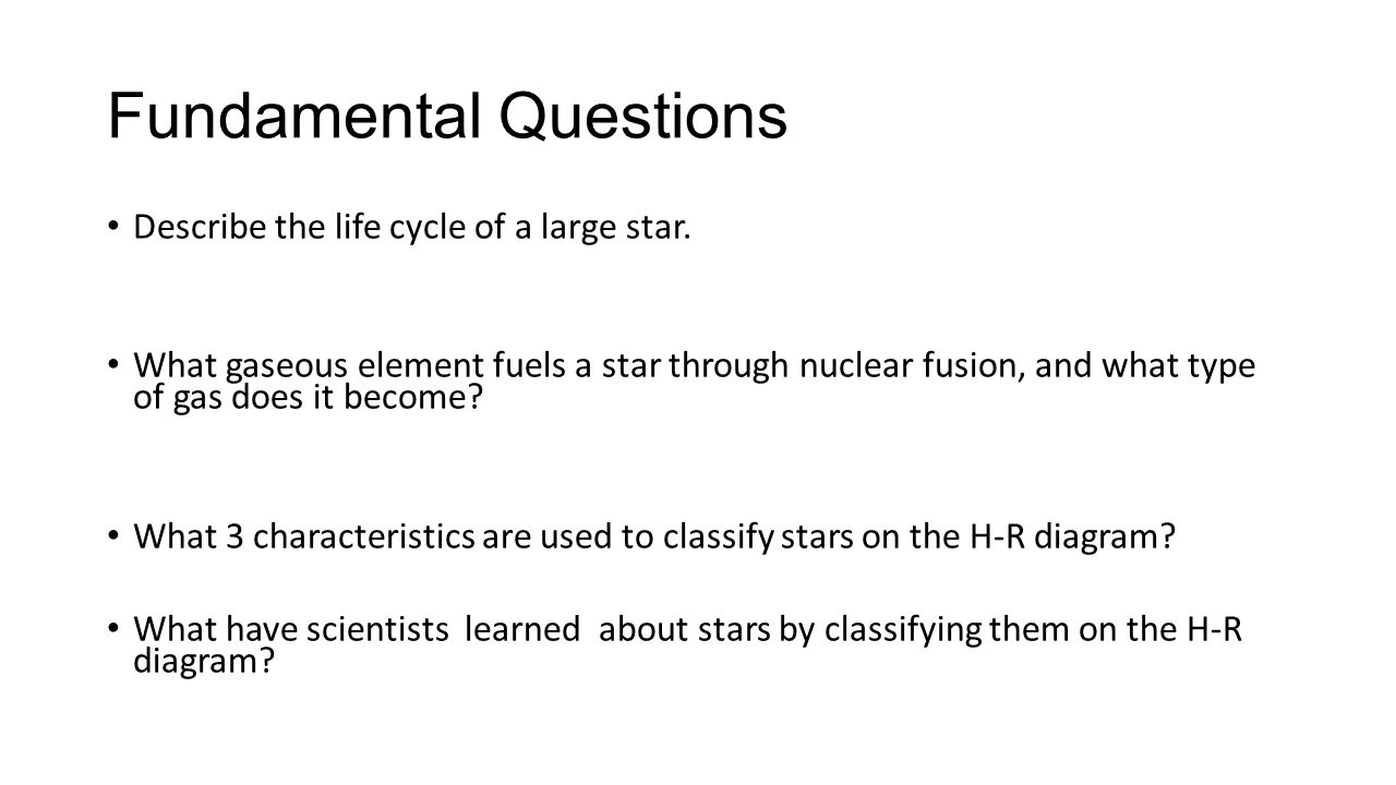 88 a and b components the universe and the sun ppt download 16 fundamental questions pooptronica