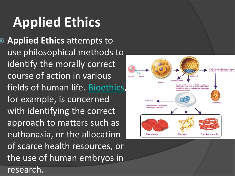 The importance of ethics in the field of environmental health