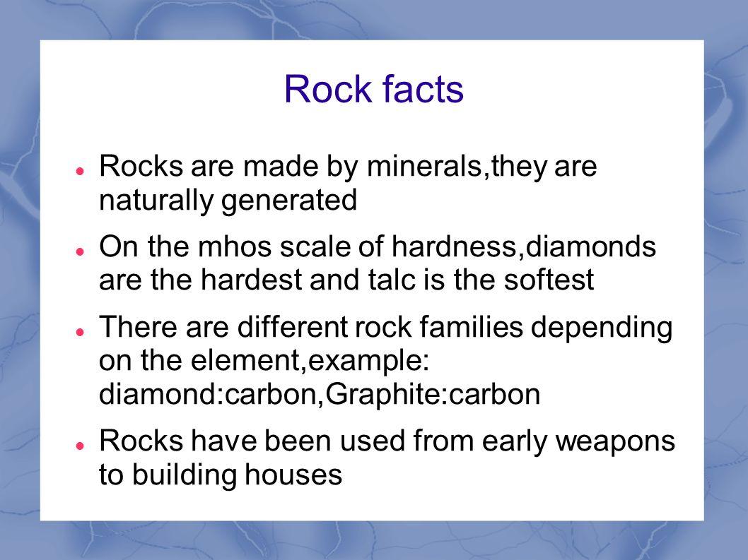 rocks by olivia tremmel