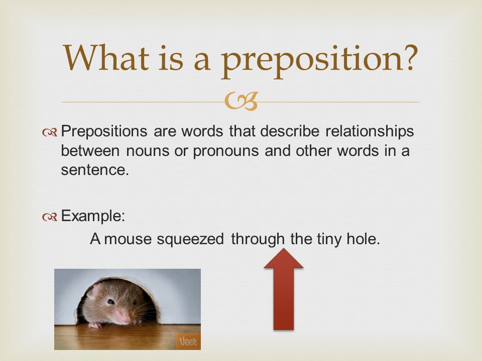 Prepositions. - Ppt Video Online Download
