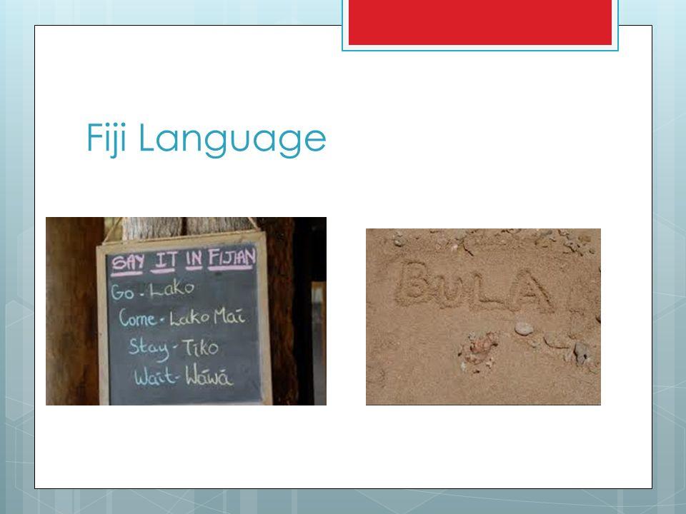 Learn fiji an language