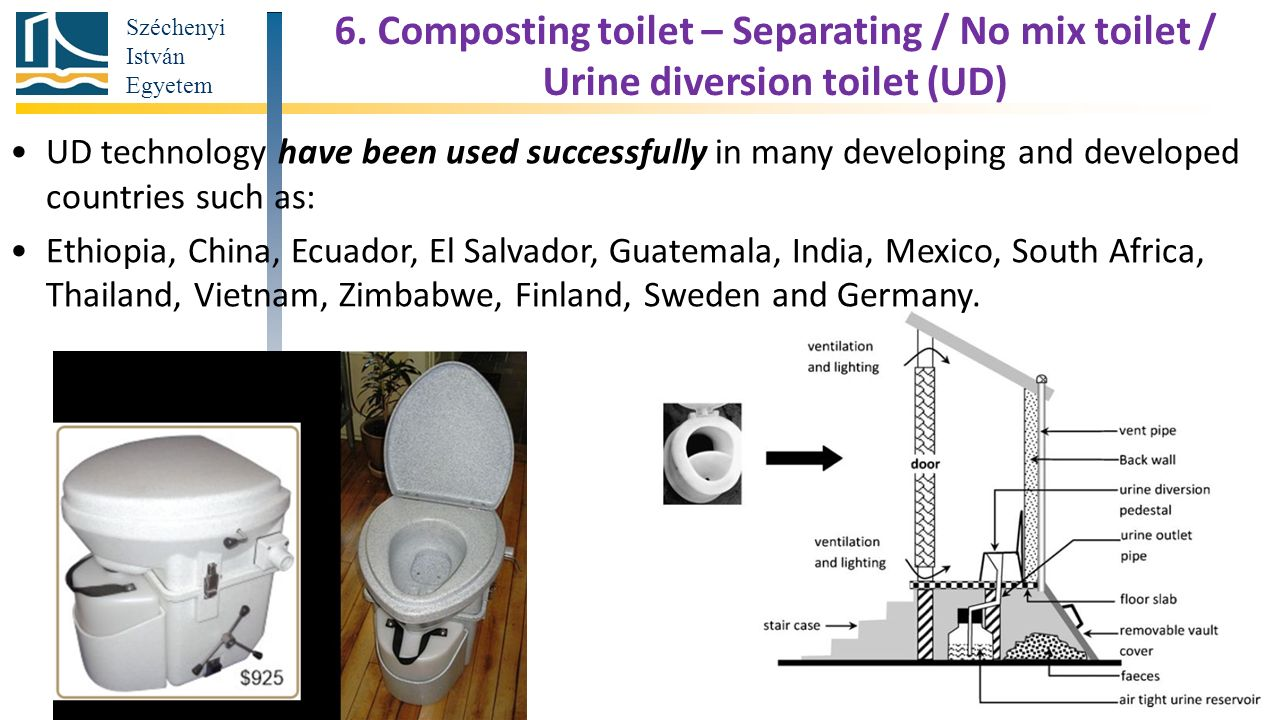 Swot analysis of dry toilets ppt video online download for Dixversion meuble