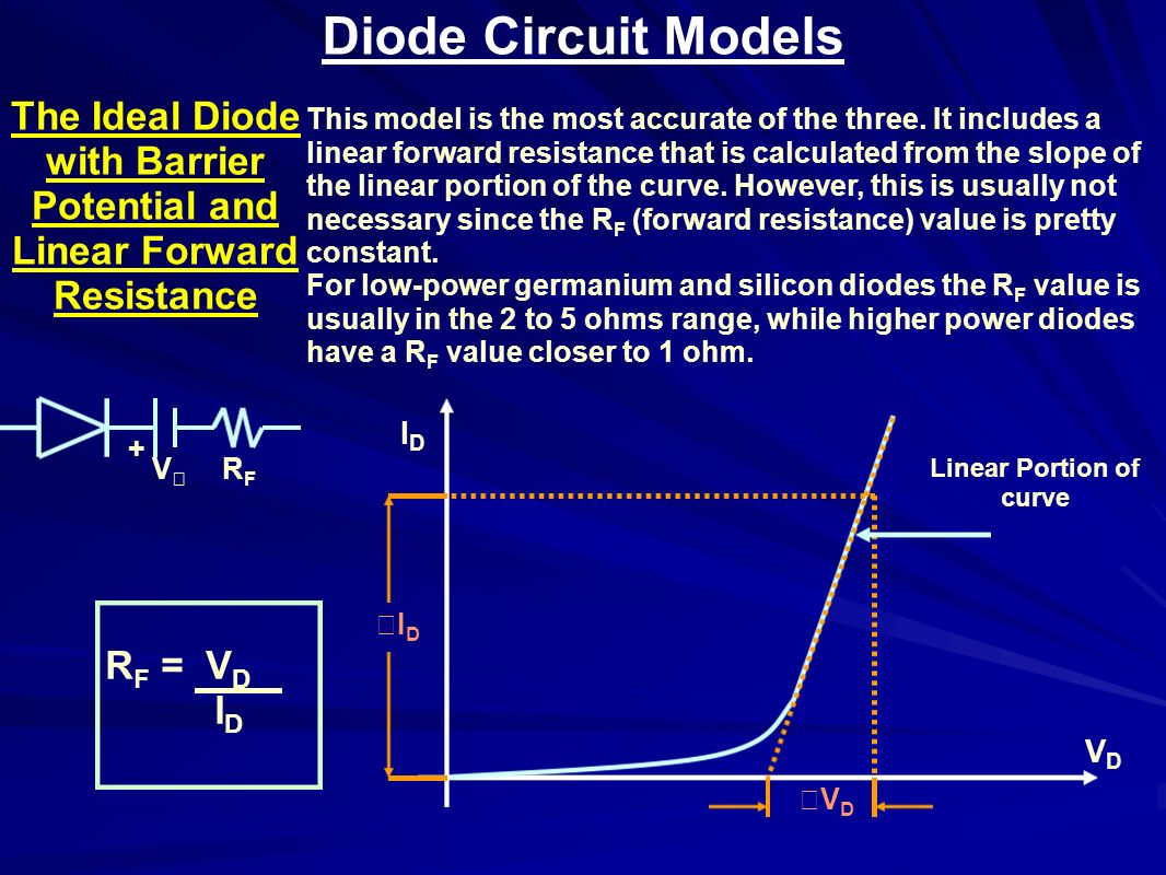 Diode circuit analysis ppt video online download