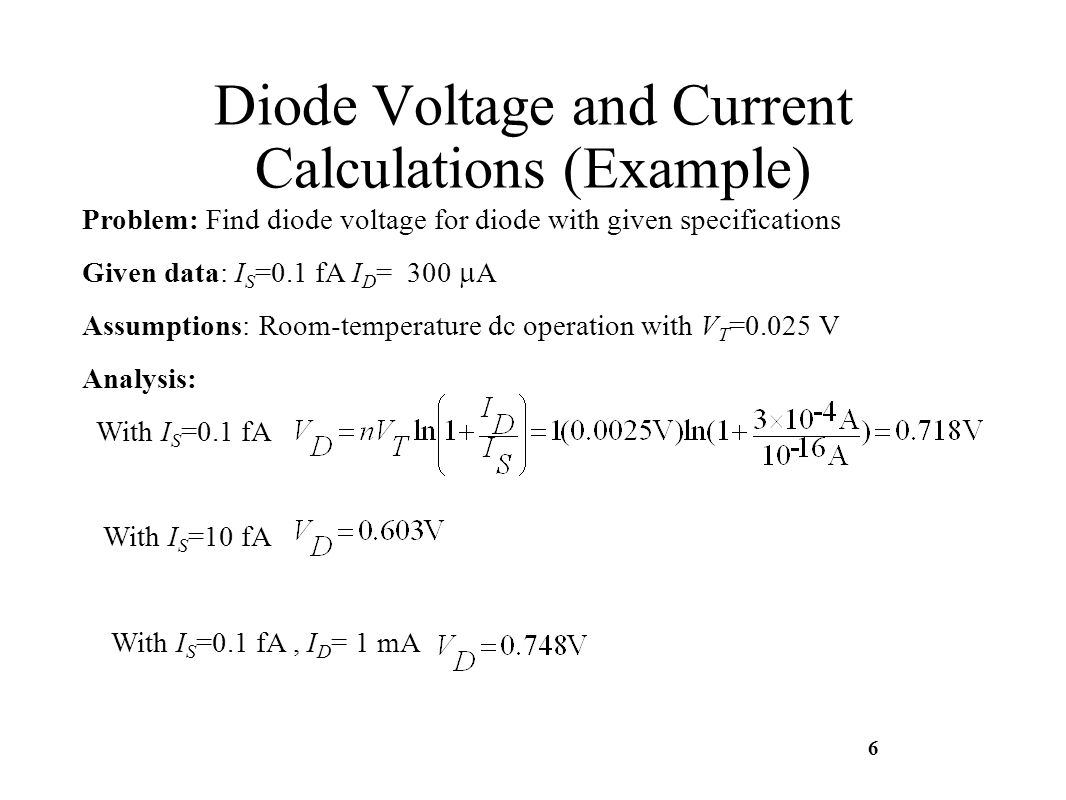 how to find voltage without current