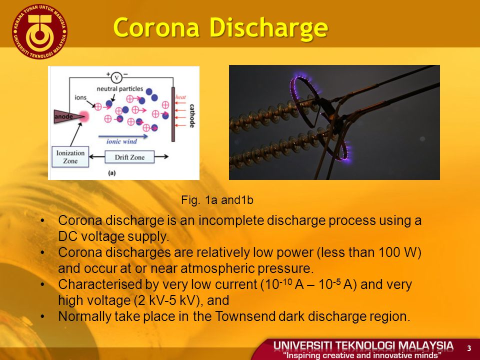 MODULE 1 Introduction to Electrical Discharges - ppt video ...