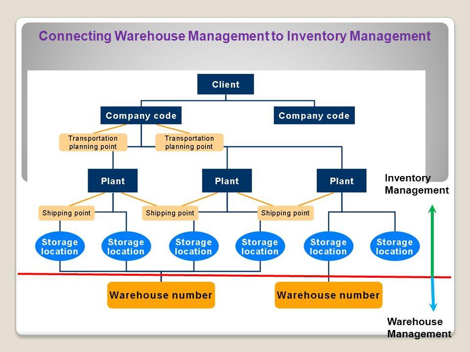 Wm Organizational Structure Master Data Process