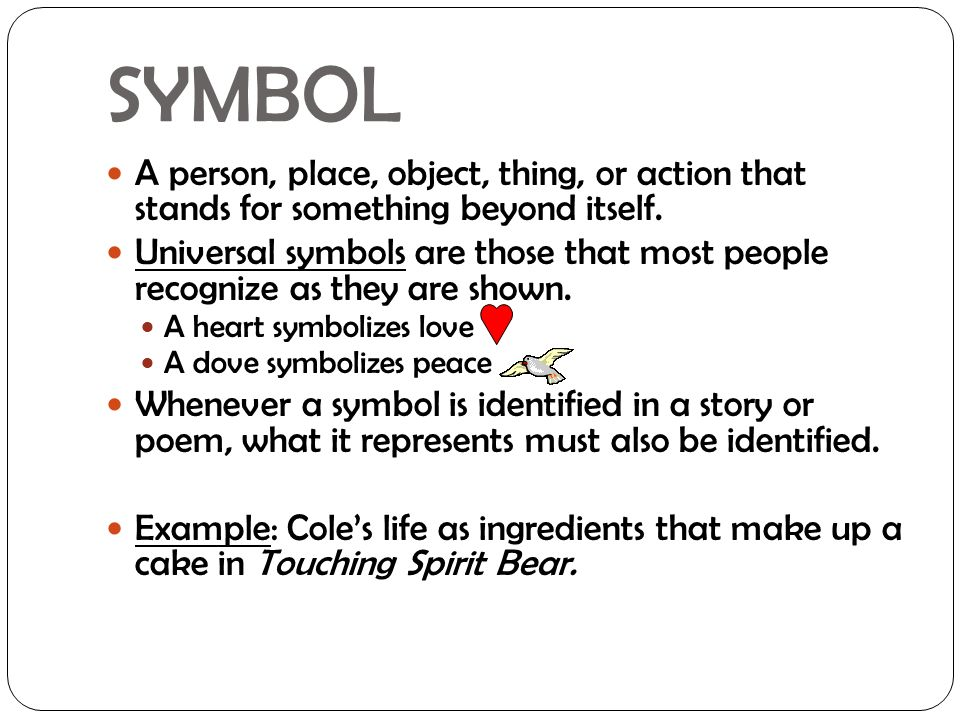 a look at symbolism as used to portray something beyond itself in the society Symbolism in the harness by steinbeck used to portray something beyond itself symbolism is often used to support a literary theme in a subtle manner.