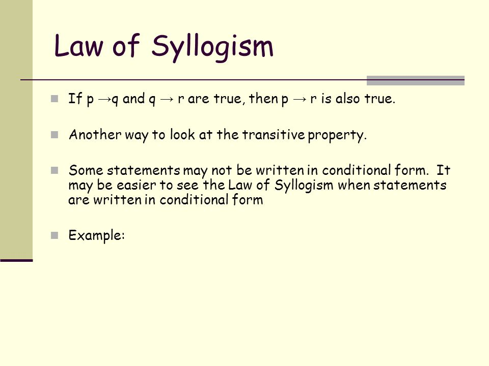 law of syllogism worksheet wiildcreative. Black Bedroom Furniture Sets. Home Design Ideas